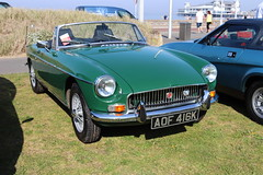 98 MG B Roadster AOF416K (Andrew 2.8i) Tags: classics meet show cars car classic weston westonsupermare british bl britishleyland open cabriolet convertible sports sportscar roadster mgb b mg