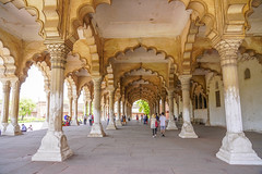 DSC05449.jpg (jmarnaud) Tags: india 2019 family spring agra red fort old building people architecture moghol
