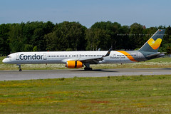 D-ABOJ // Condor // Boeing 757-330(WL) (Martin Fester - Aviation Photography) Tags: daboj condor boeing757330wl boeing b757 b753 hamburg hameddh hamburgairport hamburgfuhlsbüttel helmutschmidtflughafen ham eddh aviation avgeek aviationlovers airplane aircraft aviationphotography plane flickraviation planespotting flickrplane aviationdaily aviationgeek aviationphotograph planes aircraftspotter avgeekphoto airbuslover aviationspotters airplanepictures planepicture worldofspotting planespotter planeporn aviationpic aviationgeeks aviationonflickr aviation4you aeroplanes