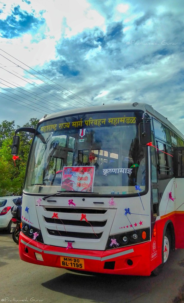 St Bus Time Table Mumbai To Pune MSRTC Online Bus Ticket Booking Bus