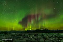 Northern Lights - Aurora Borealis D85_8038.jpg (Mobile Lynn) Tags: water northernlights glacier longexposure landscape ice auroraborealis landscapephotography outdoorphotography hornafjörður easternregion iceland