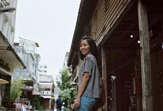 000034 (friday3rd_) Tags: kodak portra160 yashica film 35mm rangefider portrait