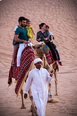 Camel Caravan with Break Fast (royaladv2018) Tags: camel caravan dubai safari camelride desert evening