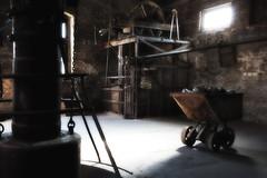 8Z1A2134a_DxO (wernkro) Tags: zuckerfabrik oldisleben lostplace krokor germany lore aufzug industrie