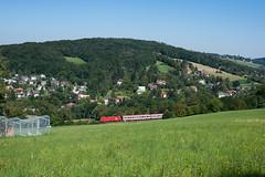 wb_120819_27 (Prefektionist) Tags: 1116 50mmf14d austria bahn d700 es64 eichgraben eisenbahn europe niederösterreich nikon oebb rail railroad railway siemens taurus train trains westbahn öbb österreich