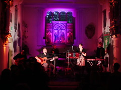 Catenary Wires (andyaldridge) Tags: catenary wires church gig live music london st pancras old catenarywires livemusic stpancras stpancrasoldchurch