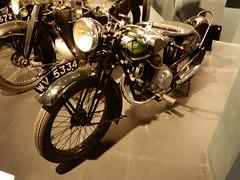 1934 New Imperial 350cc (andrewgooch66) Tags: classic vintage veteran heritage preserved motorcycle motorcycles prewar ww2 postwar specials racers police