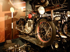 1936 Francis-Barnett Red Stag Sports (andrewgooch66) Tags: classic vintage veteran heritage preserved motorcycle motorcycles prewar ww2 postwar specials racers police