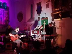 Catenary Wires (andyaldridge) Tags: church gig live music london st pancras old livemusic stpancras stpancrasoldchurch