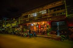 Lampang City at night (Thanathip Moolvong) Tags: mueanglampang lampang thailand night city province