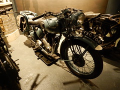 1945 Triumph 3HW (andrewgooch66) Tags: classic vintage veteran heritage preserved motorcycle motorcycles prewar ww2 postwar specials racers police