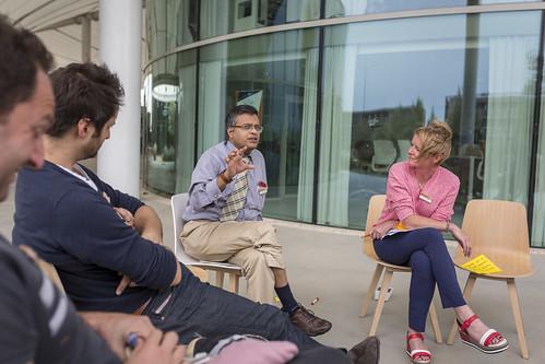 BMW Foundation Globla Table, Marseille