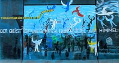 East Side Gallery-Berlin (ᗰᗩᖇᓰᗩ ☼ Xᕮ∩〇Ụ) Tags: germany deutschland βερολίνο γερμανία berlin mauer openairgalerie γκραφιτι μνημειο ιστορια geschichten 19611989 gedenkstätte berlinermauer τείχοστουβερολίνου niewieder ποτέξανά neveragain ingeborgblumenthal wall history streetart strasenkunstmehr