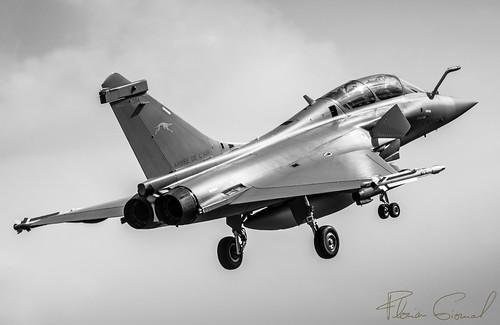 French Air Force Dassault Rafale B 4-FU SPA 81