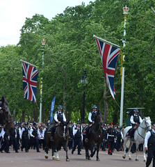 Troop19_0152jc (ianh3000) Tags: london parade trooping colour 2019