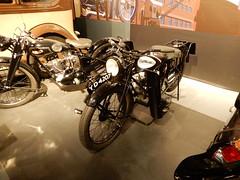 1932 Francis -Barnett Kestrel 24 (andrewgooch66) Tags: classic vintage veteran heritage preserved motorcycle motorcycles prewar ww2 postwar specials racers police