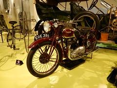 1938 Triumph Speed Twin (andrewgooch66) Tags: classic vintage veteran heritage preserved motorcycle motorcycles prewar ww2 postwar specials racers police