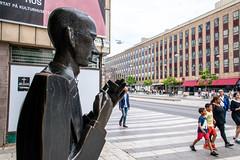Streets of Stockholm (Maria Eklind) Tags: nilsferlinstorg city sweden stockholm stockholmslän sverige
