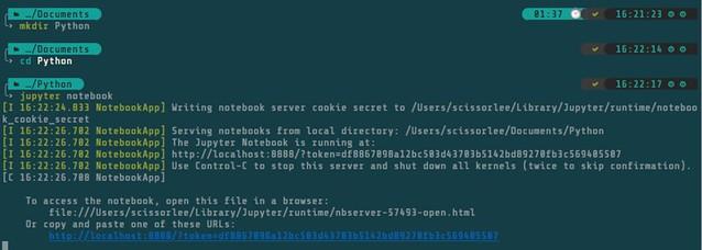 [Python] Install