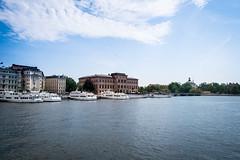 Streets of Stockholm (Maria Eklind) Tags: slott castle sweden stockholm kungligaslottet drottningholm city stockholmslän sverige