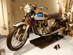 1977 Triumph Bonneville T140 Silver Jubilee (andrewgooch66) Tags: classic vintage veteran heritage preserved motorcycle motorcycles prewar ww2 postwar specials racers police