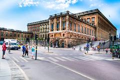 Royal Palace (Maria Eklind) Tags: slott castle sweden stockholm royalpalace kungligaslottet drottningholm city stockholmslän sverige
