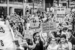 Grève des femmes - 14 juin 2019 (DeGust) Tags: manifestation foule noiretblanc manifestants grèvedesfemmes romandie lausanne streetphotography vaud politique militantisme suisse grevefeministe femalepower gdfvaud grevefeministe2019 grevefeministevaud togetherwearestronger 11000000 2019grevedesfemmes activism bw blackandwhite contestationsociale crowd demonstrators europa europe grèveféministe militancy monochrome nb photoderue rues socialprotest streets switzerland bnw politics womensstrike reportage
