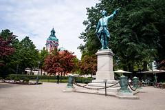 Kungsträdgården (King's Garden) (Maria Eklind) Tags: kungsträdgården norrmalm kingsgarden citypark jacobskyrka city stockholm church kungsan park sweden stockholmslän sverige