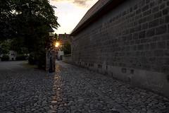 sunset (Lutz.L) Tags: stadt altstadt harz sachsenanhalt quedlinburg sonne sonnenuntergang sunset