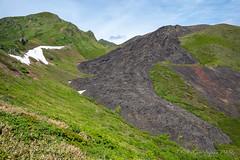 秋田駒ヶ岳 (GenJapan1986) Tags: 2019 仙北市 登山 秋田県 秋田駒ヶ岳 風景 日本 japan akita mountain sonydscrx0m2 landscape