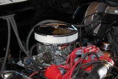 DSC_7318 (munich-cc) Tags: ford bronco restauration resto repair reparatur renew rework restore motor 351 351m v8 munich münchen cable kabel work workshop wiring harness isolation