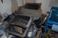 DSC_7334 (munich-cc) Tags: ford bronco restauration resto repair reparatur renew rework restore motor 351 351m v8 munich münchen cable kabel work workshop wiring harness isolation