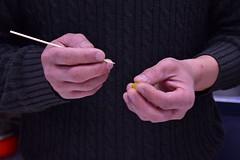 DSC_0793 (hattiebee) Tags: aizu wakamatsu japan hands cooking preparation