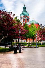 Kungsträdgården (King's Garden) (Maria Eklind) Tags: kungsträdgården norrmalm kingsgarden citypark city park kungsan sweden stockholm stockholmslän sverige