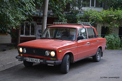 Lada VAZ 2106 (Kim-B10M) Tags: 01z501ma 2106 lada vaz uzbekistan cars