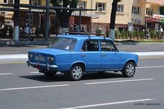 Lada VAZ 2101 Shiguli (Kim-B10M) Tags: 01y386ha uzbekistan cars lada vaz 2101