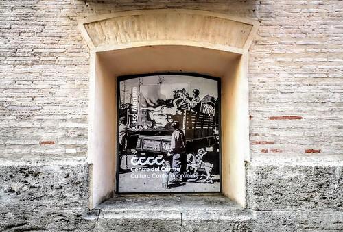 """Xisco Mensua:  """"Lo peor del arte es la tiranía de la actualidad, lo convencional, la inercia y la falta de autocrítica."""""""
