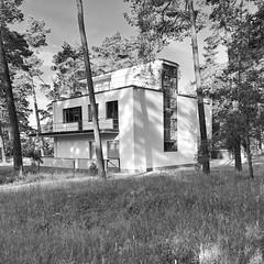 Meisterhäuser | Bauhaus (gordongross) Tags: dessau bauhaus100 bauhaus meisterhaeuser gropius
