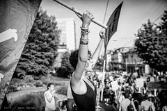 Grève des femmes - 14 juin 2019 (DeGust) Tags: manifestation foule noiretblanc manifestants grèvedesfemmes romandie lausanne streetphotography vaud politique militantisme suisse grevefeministe femalepower gdfvaud grevefeministe2019 grevefeministevaud togetherwearestronger 11000000 2019grevedesfemmes activism bw blackandwhite contestationsociale crowd demonstrators europa europe grèveféministe militancy monochrome nb photoderue rues socialprotest streets switzerland bnw politics womensstrike femme portrait reportage