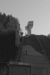 Innsbruck-2018_22 (rhomboederrippel) Tags: rhomboederrippel fujifilm xe1 november 2018 europe austria tyrolia innsbruck alps bw monochrome bergisel skijump