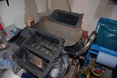 DSC_7335 (munich-cc) Tags: ford bronco restauration resto repair reparatur renew rework restore motor 351 351m v8 munich münchen cable kabel work workshop wiring harness isolation