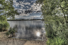 HDR Belichtungsreihe bei Regen (HDRforEver) Tags: hdr photomatix hdrphotos canon 5d 5dmark3 5dmarkiii irix 15mm new interesting lake water clouds reflexions rain landscape landschaft owl nrw ostwestfalen nordrheinwestfalen