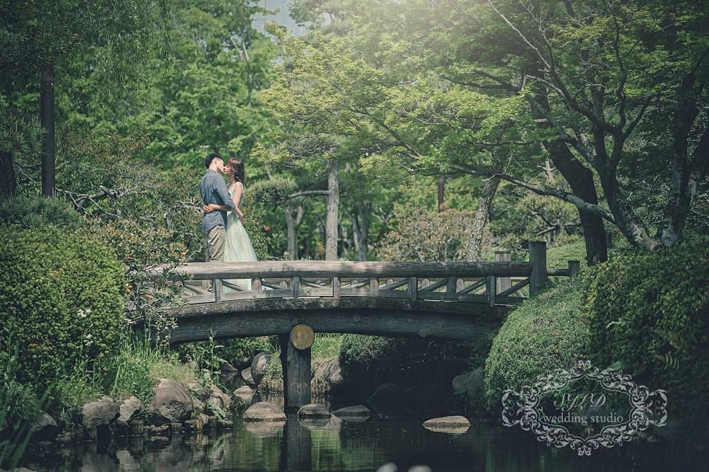日本海外婚紗攝,茨城偕樂園拍婚紗,茨城婚紗攝影,日本三大名園婚紗推薦,茨城偕樂園寫真