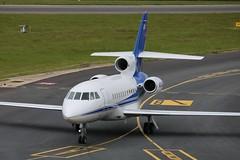 N317ML Dassault Falcon 900EX (R.K.C. Photography) Tags: n317ml dassault falcon900lx 158 aircraft bizjet american aviation generalindustriesllc luton bedfordshire londonlutonairport england unitedkingdom uk ltn eggw canoneos750d