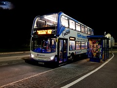 Photo of North Devon Night Bus Stagecoach South West June 2019