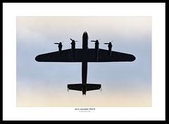 Avro Lancaster PA474 (Myrialejean) Tags: avro lancaster pa474 vnt aircraft plane historic bbmf aviation lancasterbomber heritage
