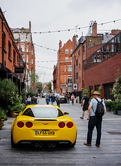 (DeepSane) Tags: london uk unitedkingdom england hansbargrill corvette sportscar chelsea