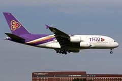 Thai Airways | Airbus A380-800 | HS-TUE | Tokyo Narita (Dennis HKG) Tags: aircraft airplane airport plane planespotting staralliance canon 7d 70200 tokyo narita rjaa nrt airbus a380 a380800 airbusa380 airbusa380800 hstue