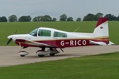 American General AG-5B Tiger G-RICO (Gavin Livsey) Tags: tiger ag5b sywell grico