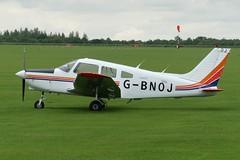 Piper PA-28-161 Warrior II G-BNOJ (Gavin Livsey) Tags: sywell warriorii pa28 gbnoj